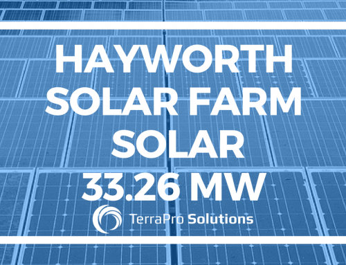 Hayworth Solar Farm Solar 33.26 MW