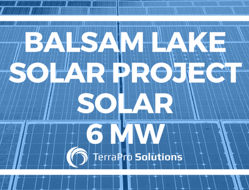Balsam Lake Solar Project Solar 6 MW
