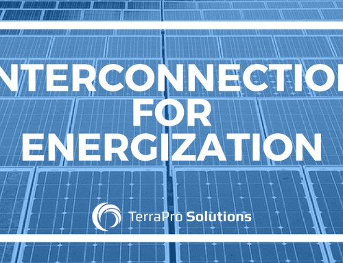 Ensuring Interconnection for Project Energization