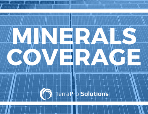 Acquiring Minerals Coverage for Lender