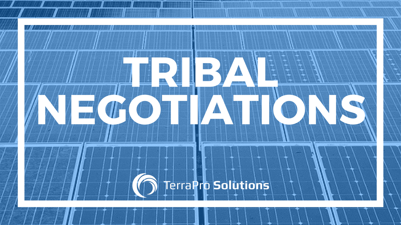 Access Negotiations Between Landowners and Tribal Groups