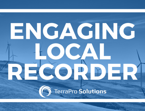 Engage with Local Recorder for Recording Project