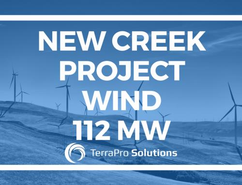 New Creek Project 112 MW