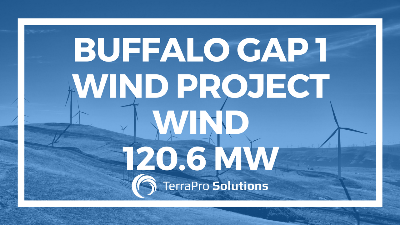 Buffalo Gap 1 Wind Project Wind 120.6 MW