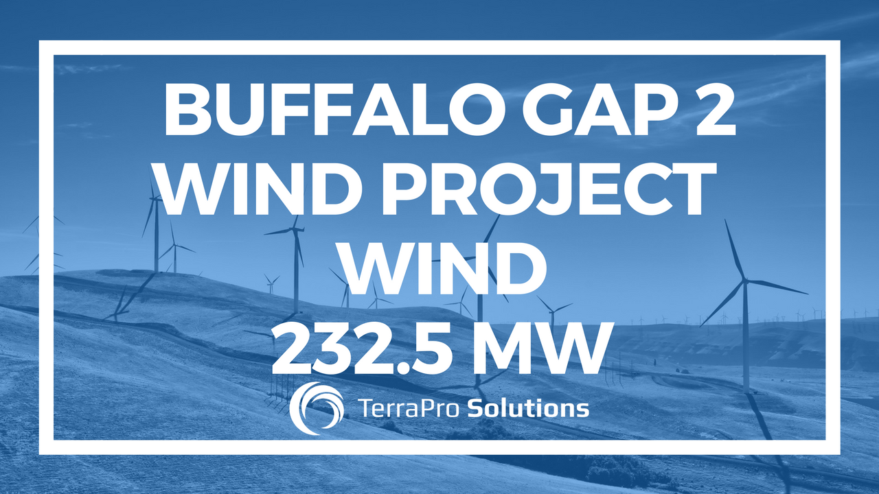Buffalo Gap 2 Wind Project Wind 232.5 MW