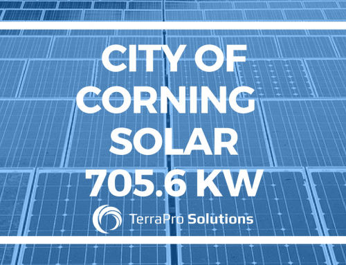 City of Corning Solar 705.6 KW