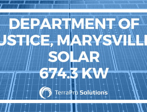 Department of Justice, Marysville, Solar 674.3 KW