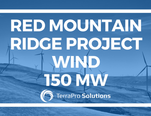Red Mountain Ridge Project Wind 150 MW