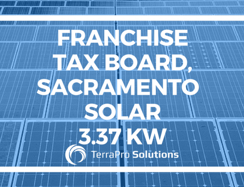Franchise Tax Board, Sacramento, Solar 3.37 MW