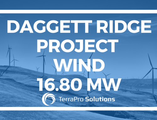 Daggett Ridge Project Wind 200 MW