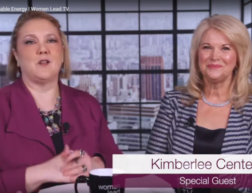 Women Lead TV With Michelle Bergquist & Kimberlee Centera