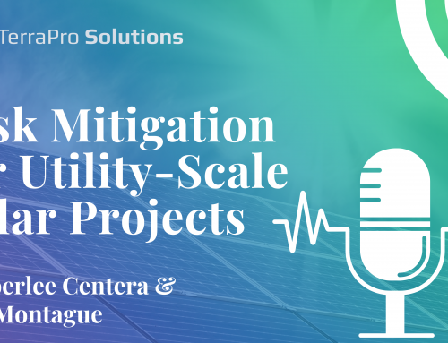 Risk Mitigation for Utility Scale Solar Projects