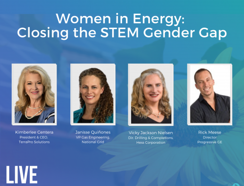 Closing the STEM Gender Gap Webinar